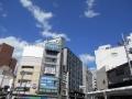 180826暑い京都の空