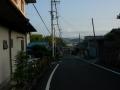 180811大石側から関津峠を越える
