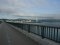 180811近江大橋を渡る