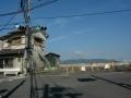 180811魚屋通を突き当り、桂川CRに合流