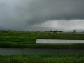 180901西山にかかる雨雲