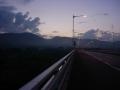 180917玉水橋を渡り、井手側へ