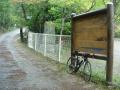 181006本山寺駐車場まで上り、折り返す