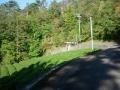 181008童仙房から三国越林道を和束方面に上っていく