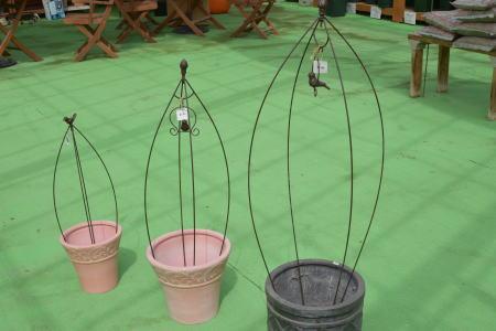 トピアリーin鉢