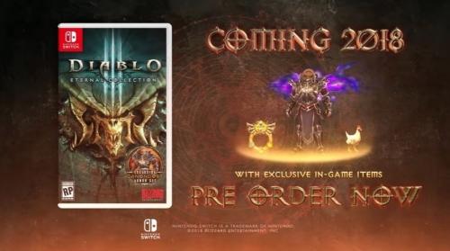 Diablo III Eternal Collection ディアブロ3