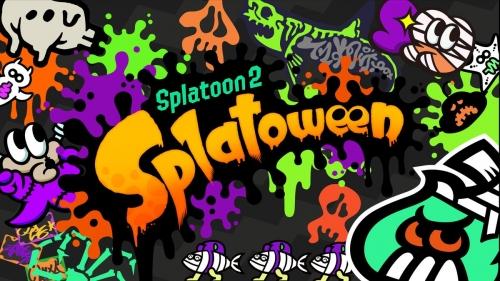 「Splatoween」 ハロウィーンスプラトゥーン2