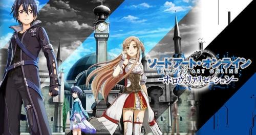 【SAO】『ソードアートオンライン ホロウ・リアリゼーション』ニンテンドースイッチ版が発売決定!