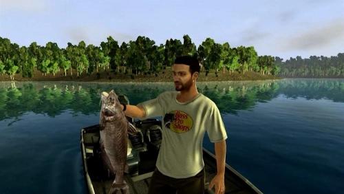 ジョイコンを釣り竿として使う周辺機器が付いたフィッシングゲームが海外で登場!