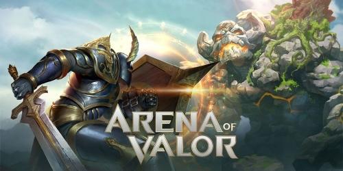 人気MOBA『Arena of Valor(アリーナ オブ ヴァロー)』ニンテンドースイッチで配信開始!