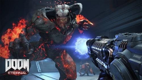 ベセスダの過激FPS新作『Doom Eternal』ニンテンドースイッチでも発売決定!