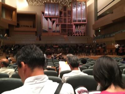 京都コンサートホールメインホール