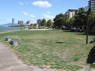 大津市なぎさ公園