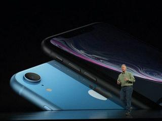 9月12日深夜のAppleスペシャルイベントで発表荒れたiPhoneXR