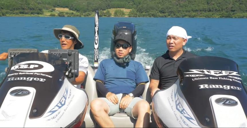 夏の琵琶湖北湖 後編