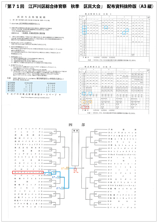 2018年 71回大会江戸川連盟 秋季S-01