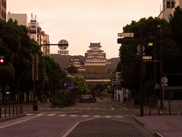 180818姫路城①