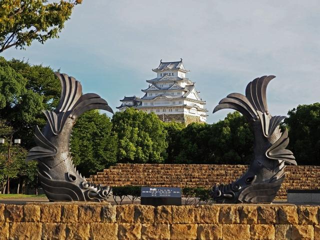 180818姫路城④