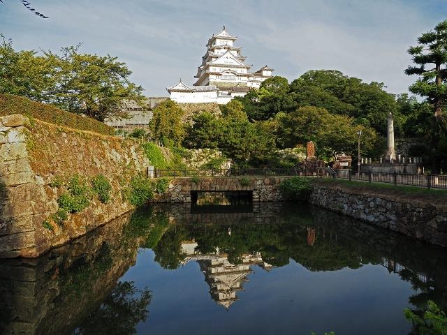 180818姫路城⑨1