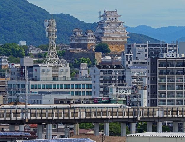 180820姫路城①