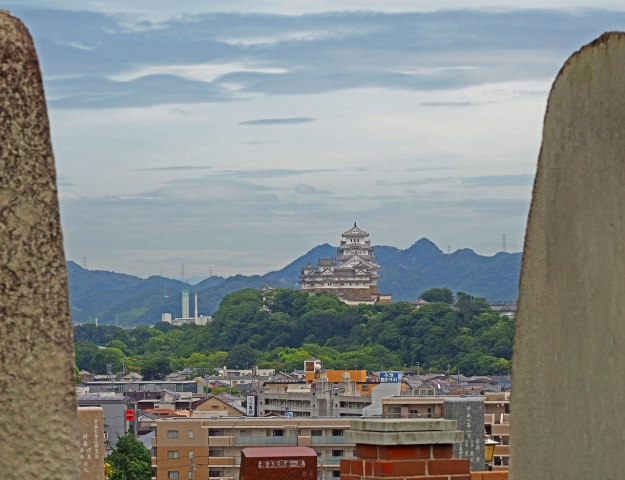 180820姫路城②