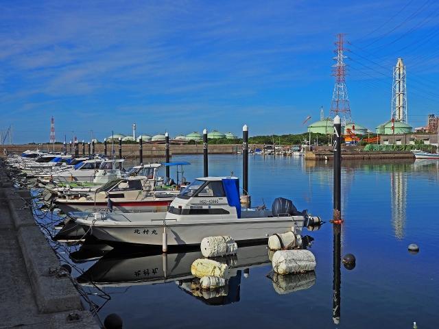 180818漁港①