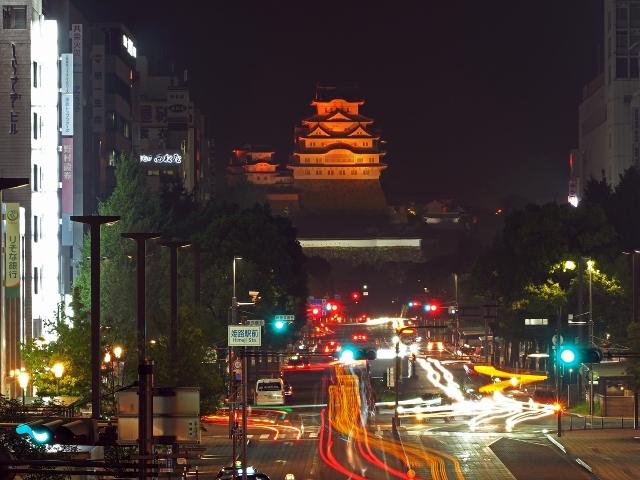 180921姫路城①