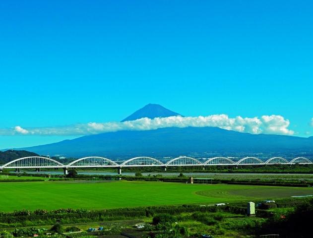 180928富士山①