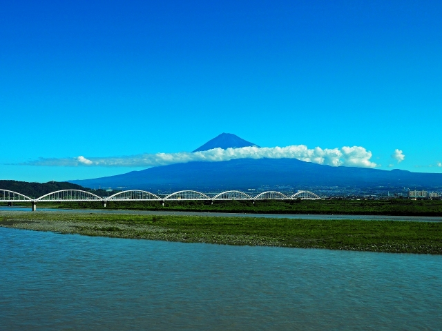 180928富士山②