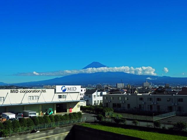 180928富士山③