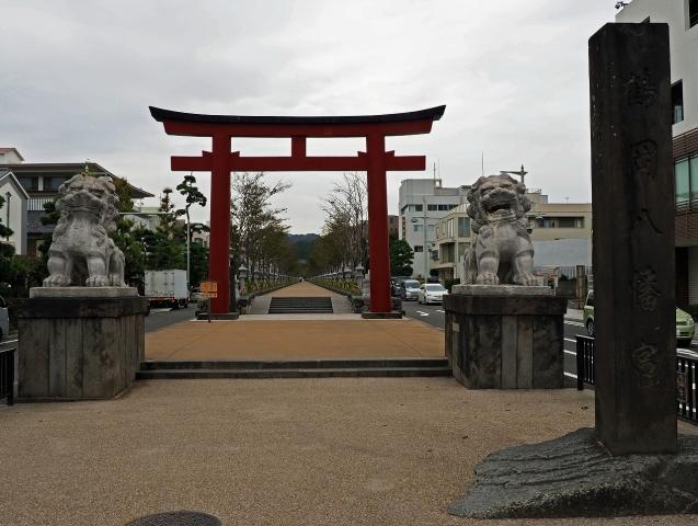 180929鶴岡八幡宮①