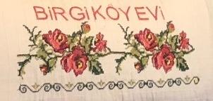 ビルギキョイ刺繍
