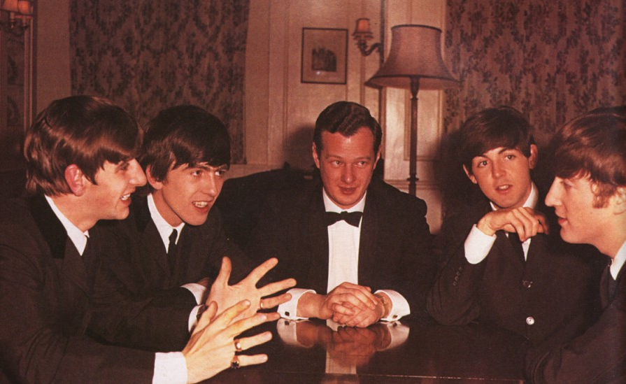 185 Brian Epstein - The Beatles