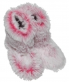 Maddison Faux Fur Slipper Boots pink (2)