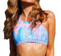 HIGH CROP BIKINI TOP PEACH PUFF (5)
