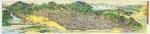 大丸を中心とせる京都名所案内鳥瞰図ブログ用