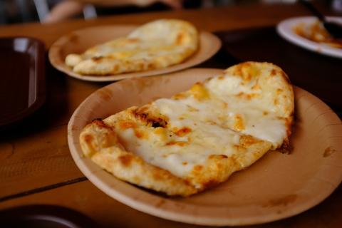 12モッツァレラピザ