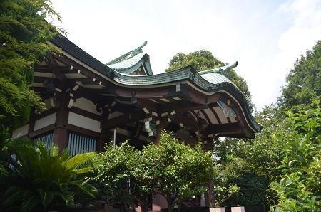 20180802東墨田白髭神社10
