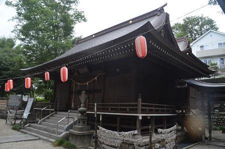 20180809相原諏訪神社20