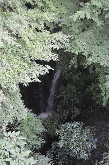 20180923地蔵堂の滝06
