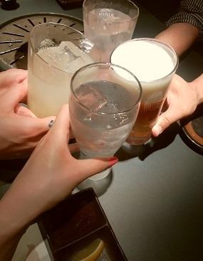 牛の蔵 乾杯