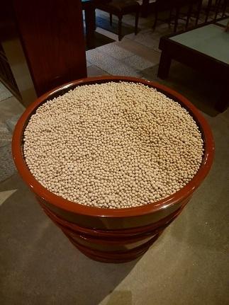うかい亭 大豆