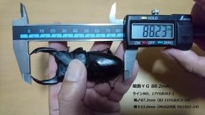 17YGBJA3-1 882mm文字入り