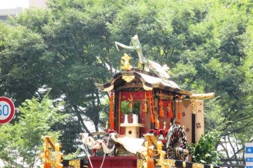 2018-8-10祇園祭前祭り4