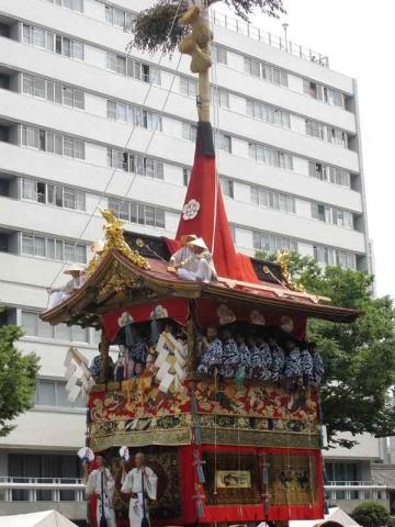 2018-8-10祇園祭前祭り3