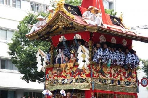2018-8-10祇園祭前祭り2