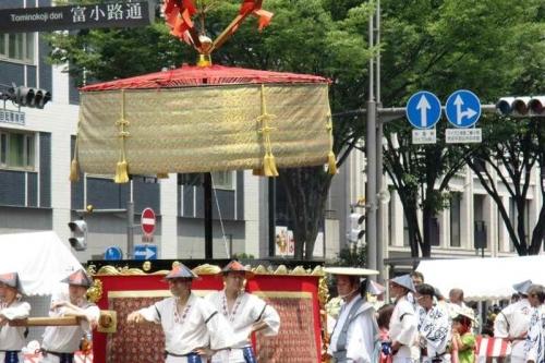 2018-8-10祇園祭前祭り6