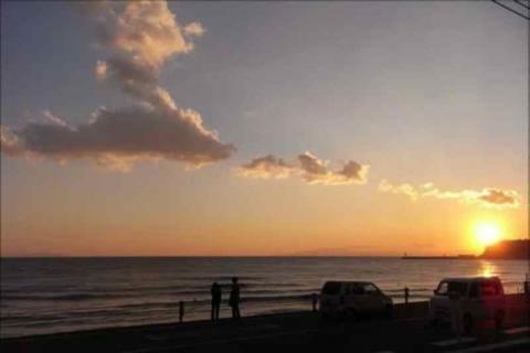 夕焼け Sunset4