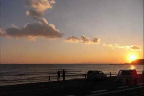 夕焼け Sunset3