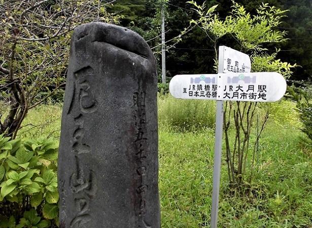 18.9.7 ハイク大月天狗岩~御前山? (8)